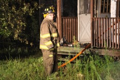 Structure Fire, 89 Park Place Road, Mahanoy Township, 8-8-2015 (311)
