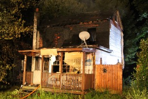 Structure Fire, 89 Park Place Road, Mahanoy Township, 8-8-2015 (321)