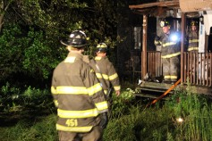 Structure Fire, 89 Park Place Road, Mahanoy Township, 8-8-2015 (347)