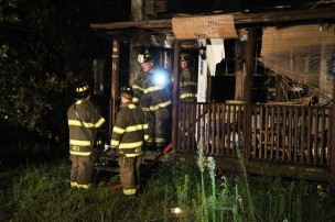 Structure Fire, 89 Park Place Road, Mahanoy Township, 8-8-2015 (355)