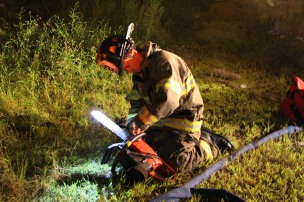 Structure Fire, 89 Park Place Road, Mahanoy Township, 8-8-2015 (358)