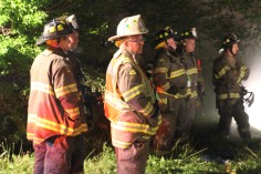 Structure Fire, 89 Park Place Road, Mahanoy Township, 8-8-2015 (78)