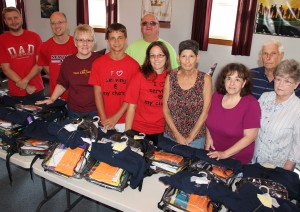 Supplied by Love... Back to School Giveaway, Volunteers, New Life Assembly of God Church (6)