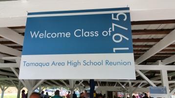 Tamaqua High School of 1975 Class Reunion, West Penn Community Park, West Penn, 8-22-2015 (1)