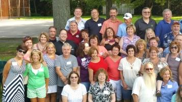 Tamaqua High School of 1975 Class Reunion, West Penn Community Park, West Penn, 8-22-2015 (101)