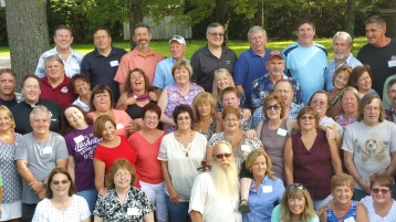Tamaqua High School of 1975 Class Reunion, West Penn Community Park, West Penn, 8-22-2015 (103)