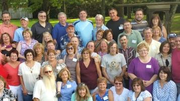 Tamaqua High School of 1975 Class Reunion, West Penn Community Park, West Penn, 8-22-2015 (106)