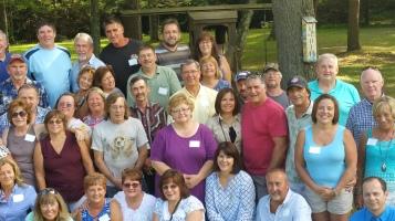 Tamaqua High School of 1975 Class Reunion, West Penn Community Park, West Penn, 8-22-2015 (108)
