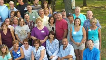Tamaqua High School of 1975 Class Reunion, West Penn Community Park, West Penn, 8-22-2015 (110)