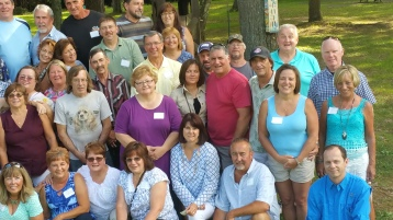 Tamaqua High School of 1975 Class Reunion, West Penn Community Park, West Penn, 8-22-2015 (110)