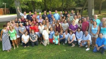 Tamaqua High School of 1975 Class Reunion, West Penn Community Park, West Penn, 8-22-2015 (112)