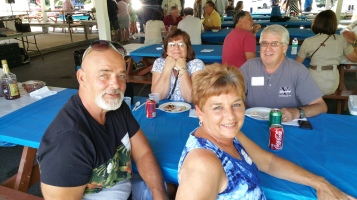 Tamaqua High School of 1975 Class Reunion, West Penn Community Park, West Penn, 8-22-2015 (30)