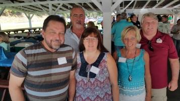 Tamaqua High School of 1975 Class Reunion, West Penn Community Park, West Penn, 8-22-2015 (4)