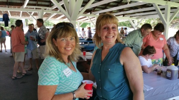 Tamaqua High School of 1975 Class Reunion, West Penn Community Park, West Penn, 8-22-2015 (68)