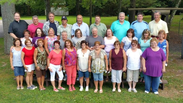 Tamaqua High School of 1975 Class Reunion, West Penn Community Park, West Penn, 8-22-2015 (78)