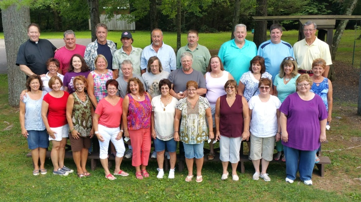 Tamaqua High School of 1975 Class Reunion, West Penn Community Park, West Penn, 8-22-2015 (78)