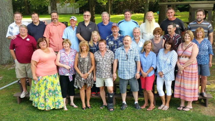 Tamaqua High School of 1975 Class Reunion, West Penn Community Park, West Penn, 8-22-2015 (91)