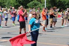 Tamaqua Raider Band Camp, Middle School Parking Lot, Tamaqua, 8-13-2015 (109)