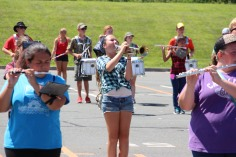 Tamaqua Raider Band Camp, Middle School Parking Lot, Tamaqua, 8-13-2015 (115)