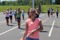 Tamaqua Raider Band Camp, Middle School Parking Lot, Tamaqua, 8-13-2015 (117)
