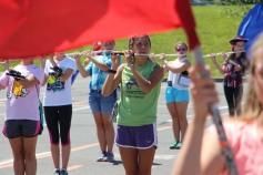 Tamaqua Raider Band Camp, Middle School Parking Lot, Tamaqua, 8-13-2015 (118)