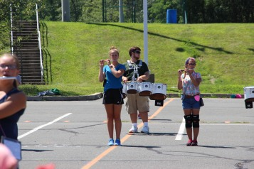 Tamaqua Raider Band Camp, Middle School Parking Lot, Tamaqua, 8-13-2015 (124)