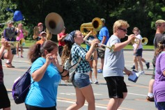 Tamaqua Raider Band Camp, Middle School Parking Lot, Tamaqua, 8-13-2015 (128)