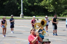 Tamaqua Raider Band Camp, Middle School Parking Lot, Tamaqua, 8-13-2015 (131)