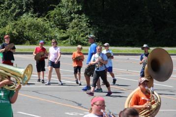 Tamaqua Raider Band Camp, Middle School Parking Lot, Tamaqua, 8-13-2015 (134)