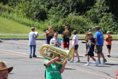 Tamaqua Raider Band Camp, Middle School Parking Lot, Tamaqua, 8-13-2015 (137)