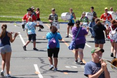 Tamaqua Raider Band Camp, Middle School Parking Lot, Tamaqua, 8-13-2015 (141)
