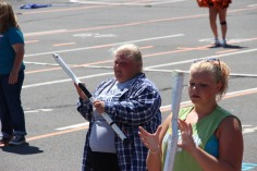Tamaqua Raider Band Camp, Middle School Parking Lot, Tamaqua, 8-13-2015 (144)