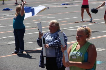 Tamaqua Raider Band Camp, Middle School Parking Lot, Tamaqua, 8-13-2015 (147)