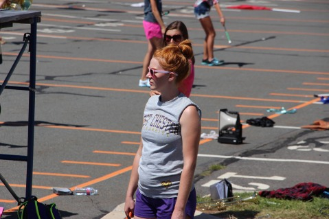 Tamaqua Raider Band Camp, Middle School Parking Lot, Tamaqua, 8-13-2015 (148)