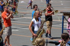Tamaqua Raider Band Camp, Middle School Parking Lot, Tamaqua, 8-13-2015 (149)