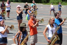 Tamaqua Raider Band Camp, Middle School Parking Lot, Tamaqua, 8-13-2015 (152)