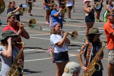 Tamaqua Raider Band Camp, Middle School Parking Lot, Tamaqua, 8-13-2015 (154)