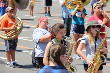 Tamaqua Raider Band Camp, Middle School Parking Lot, Tamaqua, 8-13-2015 (157)