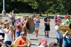 Tamaqua Raider Band Camp, Middle School Parking Lot, Tamaqua, 8-13-2015 (165)