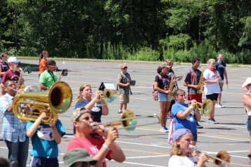 Tamaqua Raider Band Camp, Middle School Parking Lot, Tamaqua, 8-13-2015 (169)