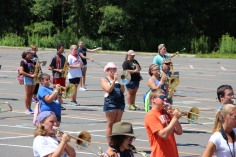 Tamaqua Raider Band Camp, Middle School Parking Lot, Tamaqua, 8-13-2015 (172)