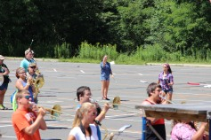Tamaqua Raider Band Camp, Middle School Parking Lot, Tamaqua, 8-13-2015 (175)