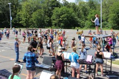 Tamaqua Raider Band Camp, Middle School Parking Lot, Tamaqua, 8-13-2015 (178)