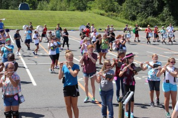 Tamaqua Raider Band Camp, Middle School Parking Lot, Tamaqua, 8-13-2015 (180)