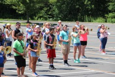 Tamaqua Raider Band Camp, Middle School Parking Lot, Tamaqua, 8-13-2015 (183)