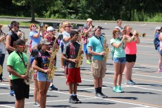 Tamaqua Raider Band Camp, Middle School Parking Lot, Tamaqua, 8-13-2015 (184)