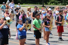 Tamaqua Raider Band Camp, Middle School Parking Lot, Tamaqua, 8-13-2015 (185)