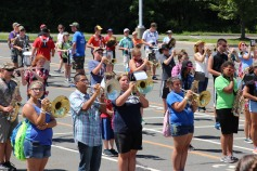 Tamaqua Raider Band Camp, Middle School Parking Lot, Tamaqua, 8-13-2015 (186)