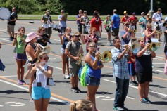 Tamaqua Raider Band Camp, Middle School Parking Lot, Tamaqua, 8-13-2015 (187)