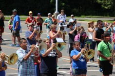 Tamaqua Raider Band Camp, Middle School Parking Lot, Tamaqua, 8-13-2015 (189)